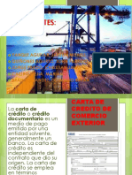 Carta de Credito de Comercio Exterior