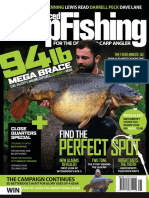 Advanced Carp Fishing August 2016