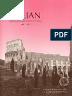 FSI - Italian Familiarization and Short term Training - Volume 1.pdf
