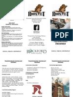 transportation technology pathway brochure