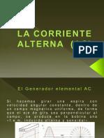La Corriente Alterna (Ac)