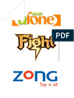 Cold War Ufone vs Zong
