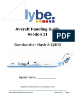 BEE Q400 AHG Aircraft Handling Guide MAY13