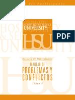 Libro 5 Escuela de Supervisores-Manejo Problemas y Conflictos