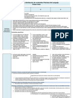 SELECCION DE CONTENIDOS PDL DE 1°CICLO (1) (1) (1)
