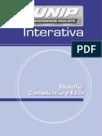 Filosofia, Comunicação e Ética
