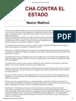 Nestor Makhno_ La Lucha Contra El Estado