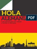 HOLA ALEMANIA Vivir y Trabajar en Alemania Indice
