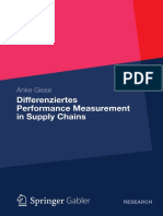 Anke Giese Auth. Differenziertes Performance Measurement in Supply Chains
