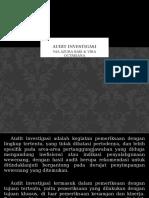 Audit investigasi