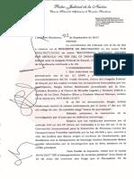 Caso Maldonado | Resolución Judicial