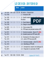 CIE5128 - FRP L0 - General Information - Timetable_mp11