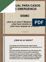 Manual Emergencia