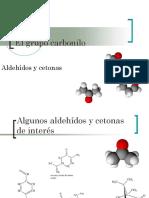 Aldehidos y Cetonas 2017