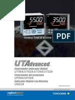 ControladorYokowaga UT35A