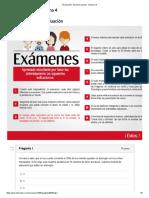 Evaluación_ Examen Parcial -SIMULACION 2DO INTNTO Semana 4