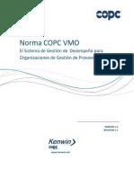 Copc 2014 Norma