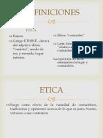 GUÍA N° 3 FILOSOFÍA GRADO 11° 2016