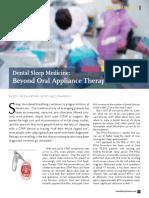 Dental Sleep Practice Article