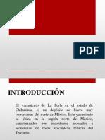 Proyecto Mina La Perla