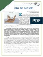 Leyenda de Naylamp