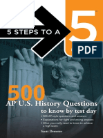 (5 Steps to a 5 on the Advanced Placement Examinations) Scott Demeter, Thomas A. - editor Evangelist-5 Steps to a 5 500 AP U.S. History Questions to Know by Test Day -McGraw-Hill (2010).pdf