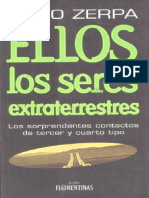 Ellos Los Seres Extraterrestre - Fabio Zerpa