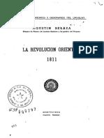 Agustín Beraza - La Revolución Oriental 1811