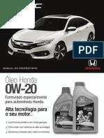 Civic 2017 - Manual Do Propriet?Rio_0