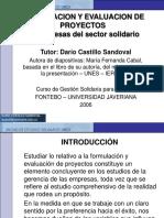 Clase PROYECTOS Fontebo 1