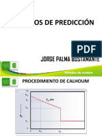 Metodos de Prediccion
