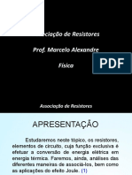 Associação de Resistores - Curto Circuito