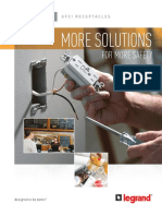 GFCI Receptacles Brochure
