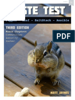 Taste Test Puppet Chef SaltStack Ansible Third Edition