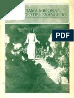 Programa Misional de Estudio Del Evangelio