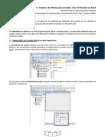Laboratorio 1 - Sistemas de Información Asociados a Formularios en Excel 20.08