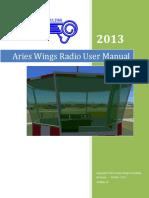 Aries Wings Radio Communication