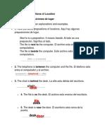 Traducción Module B 2