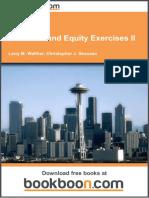 Liabilities and Equity Exercises II(2)
