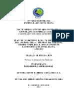 """PLAN DE MARKETING PARA EL VIVERO """"VIDA"""" DEL COLEGIO FISCAL TÉCNICO  DR. EMILIANO CRESPO TORAL DE LA COMUNA OLÓN D.pdf"""