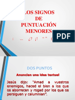 SIGNOS DE PUNTUACI-N MENORES.ppt