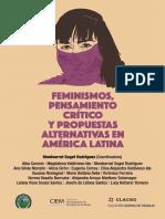 Feminismos, pensamiento crítico y propuestas alternativas en América Latina