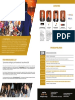 Brochure - Programa Peru Mining Business
