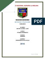 Informe de Mutacion y Poliploide