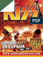 Revista Kiss Espana
