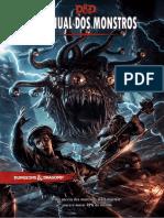 D&D 5 - Manual Dos Monstros