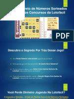 Livro Como Acertar Na Lotofácil PDF