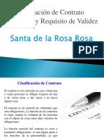 Santa de La Rosa Rosa