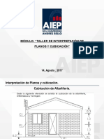 Clase Cubicacion 1 Interp. de Planos