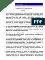 2010-11-02-Las enzimas-Resumen.doc